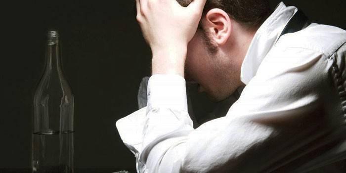 Алкогольна енцефалопатія головного мозку - види, симптоми, лікування та прогнози