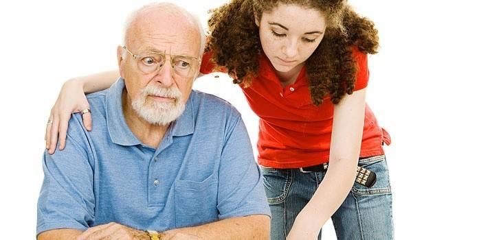 Деменція - що це таке, симптоми і лікування недоумства