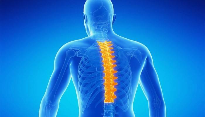 Невралгія грудного відділу хребта: причини, симптоми і лікування защемлення