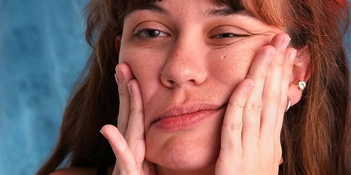 Неврит лицьового нерва: симптоми і лікування масажем і гімнастикою у дітей
