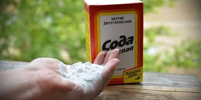 Сода від грибка: чи ефективним народним засобом лікування