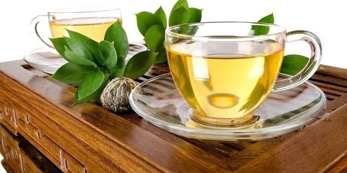 Зелений чай - користь і шкоду для організму, властивості, дію напою і протипоказання до застосування