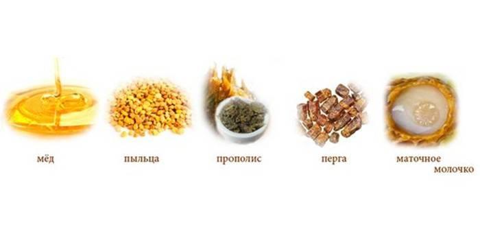 Продукти бджільництва - використання в рецептах народної медицини