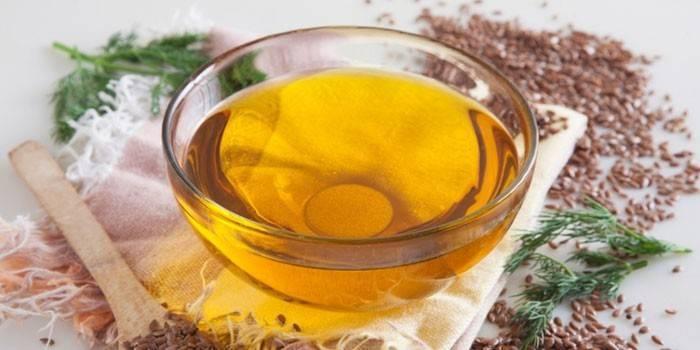 Лляне масло - користь та шкоду, як приймати для лікування, схуднення і в косметології