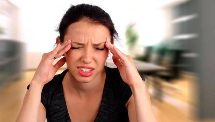 Головні болі при пухлини мозку: характер і інші симптоми раку