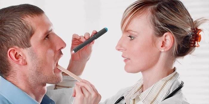 Болять гланди, опухли і запалилися - біль при ковтанні, симптоми і методи терапії