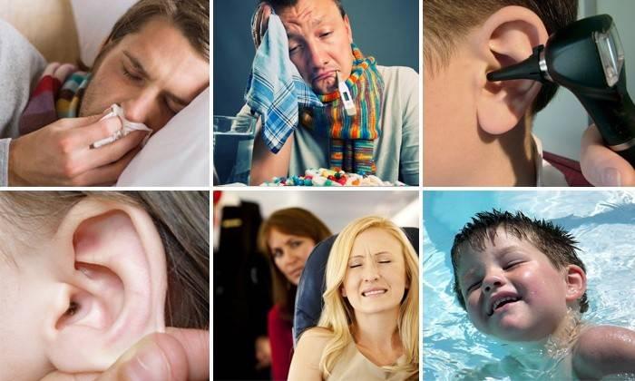 Що робити якщо заклало вухо в домашніх умовах і куди звернутися