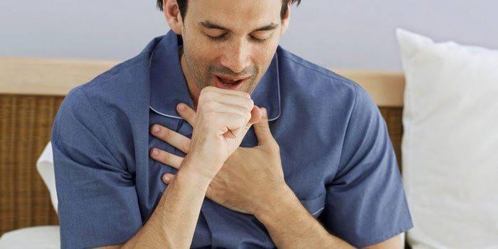 Сухий кашель: причини захворювання, лікування препаратами і народними засобами