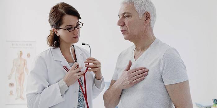 Болять легені: причини болю