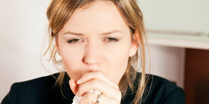 Кашель з мокротою - як лікувати в домашніх умовах