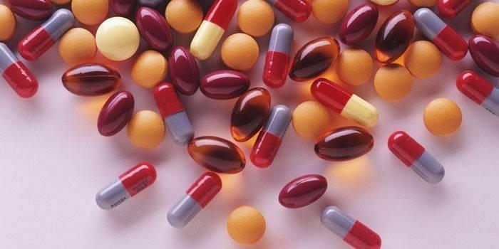 Таблетки від подагри на ногах - знеболюючі при цьому захворюванні
