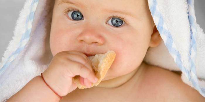 Гель для ясен при прорізуванні зубів у малюків