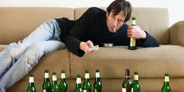 Вихід із запою в домашніх умовах самостійно - як швидко провести детоксикацію і лікування