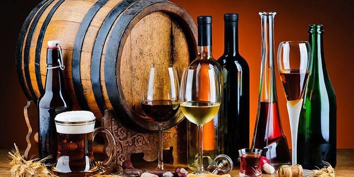 Скільки часу алкоголь виводиться з організму повністю - таблиці для чоловіків та жінок