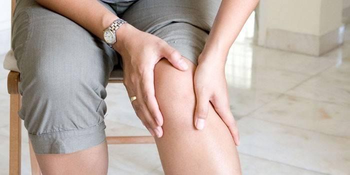 Біль в ногах від коліна до стопи - види та локалізація, профілактика
