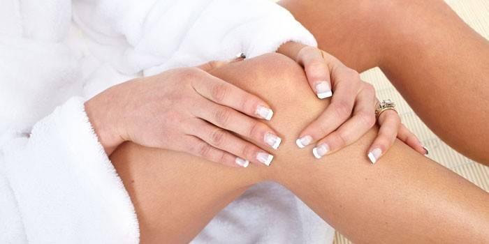 Болі в суглобах ніг: симптоми хвороб