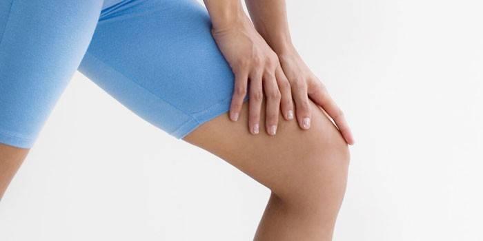 Бурсити колінного суглоба - типи і класифікація захворювання, симптоми, діагностика і лікування