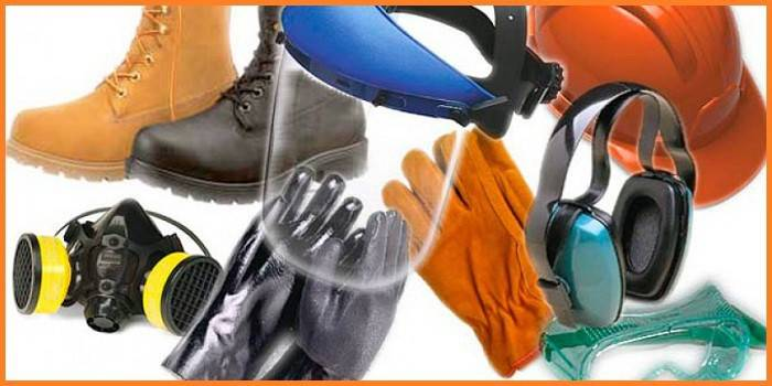 Засоби індивідуального захисту - що ставитися і коли застосовується, обов'язки роботодавця і робітника