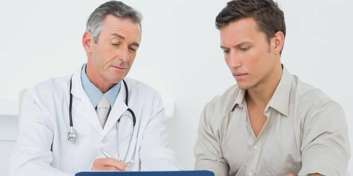 Кров у спермі, як симптом захворювань сечостатевої системи у чоловіків - що робити і як лікувати