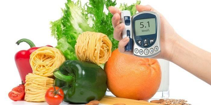 Що можна їсти при діабеті - список дозволених продуктів і напоїв, меню з рецептами страв