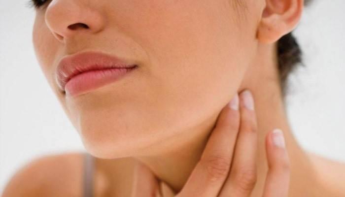 Болять лімфовузли на шиї - що робити і як лікувати, відео