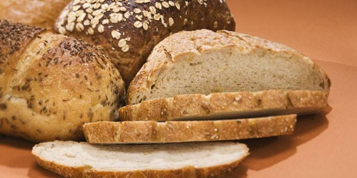 Цільнозерновий хліб - як приготувати на дріжджах або заквасці за рецептами з фото