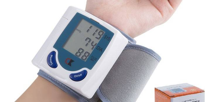Пульсовий тиск - різниця між верхнім і нижнім, показники норми