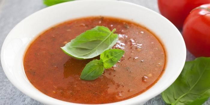 Томатний суп: як приготувати смачну страву