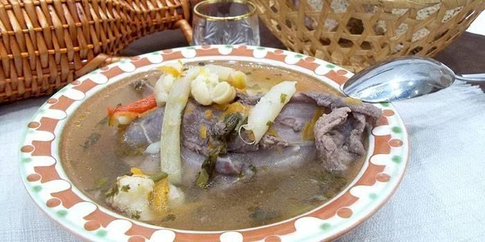 Суп з качки домашньої або дикої - як приготувати смачне перше блюдо