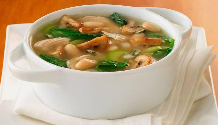 Грибний суп з перловкою із сушених і заморожених грибів: найкращі рецепти