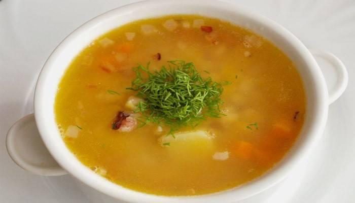 Гороховий суп з куркою: покрокові рецепти приготування і калорійність