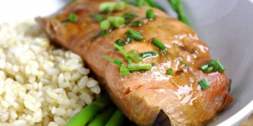 Риба на пару: як приготувати