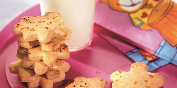 Дитяче печиво: приготування для самих маленьких