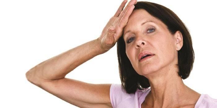 Припливи жару у жінок - причини виникнення відчуття крім клімаксу і температури