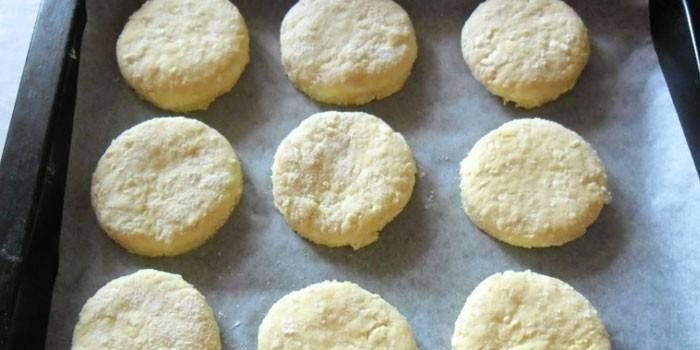 Печиво з сметани смачне