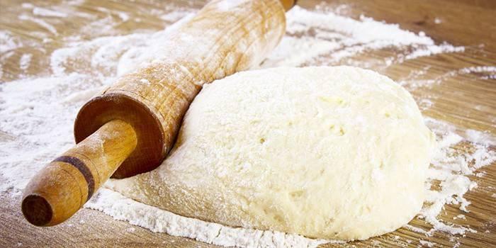Швидке тісто для пиріжків - як приготувати за 15 хвилин