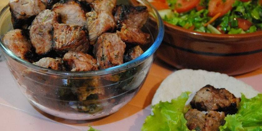 Шашлик на сковороді: як посмажити в домашніх умовах