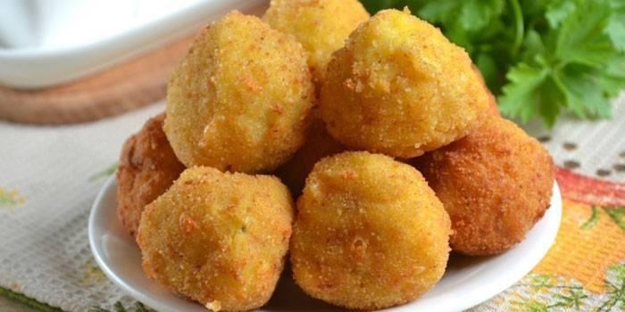 Картопляні кульки: як приготувати в домашніх умовах