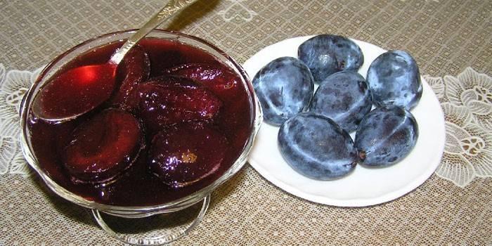 Варення зі сливи приготування смачних ягід для домашньої заготовки