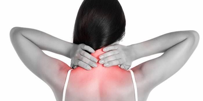 Болить шия: причини і лікування