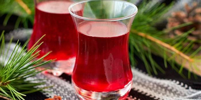 Настоянка з ягід свіжих та заморожених - як зробити вишневу, журавлинну, смородиновую або малинову
