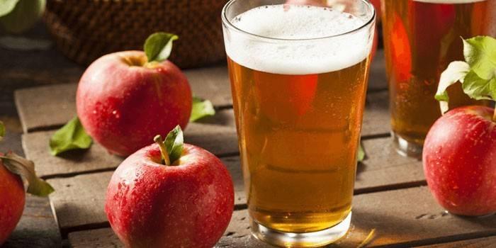 Сидр яблучний: рецепти приготування напою з фото і відео