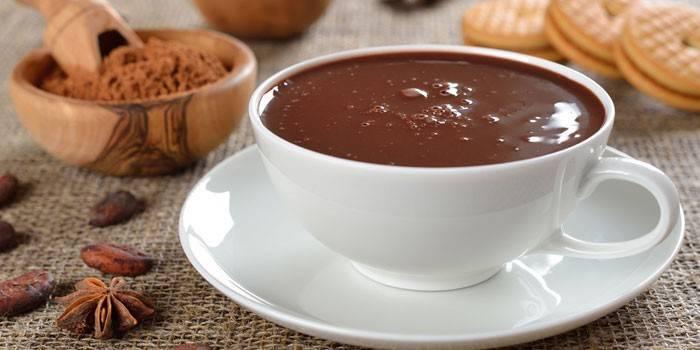 Гарячий шоколад - як зварити смачний і корисний напій будинку за рецептами з фото