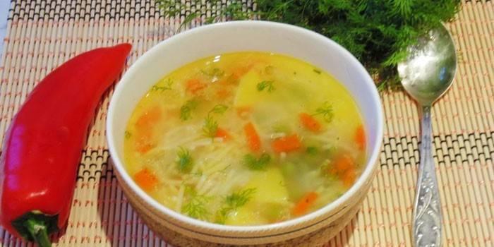 Курячий суп в мультиварці - як приготувати за домашніми рецептами з фото