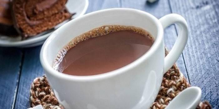 Як варити какао - рецепти приготування напою на молоці, воді або гарячого шоколаду за рецептами з фото