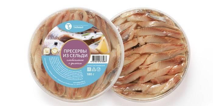 Що таке пресерви рибні, чим відрізняються від консервів