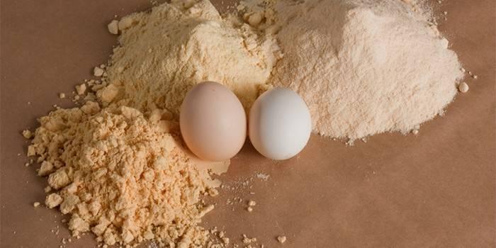 Меланж - що це таке: як зробити в домашніх умовах, рецепти страв з яєчної суміші