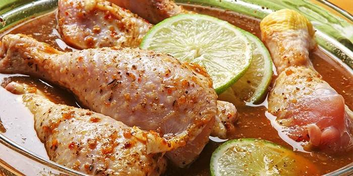 У чому замаринувати курку: рецепти смачних маринадів і соусів для соковитого і ніжного м'яса