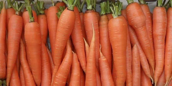 Як зберігати моркву взимку в погребі, підвалі або квартирі