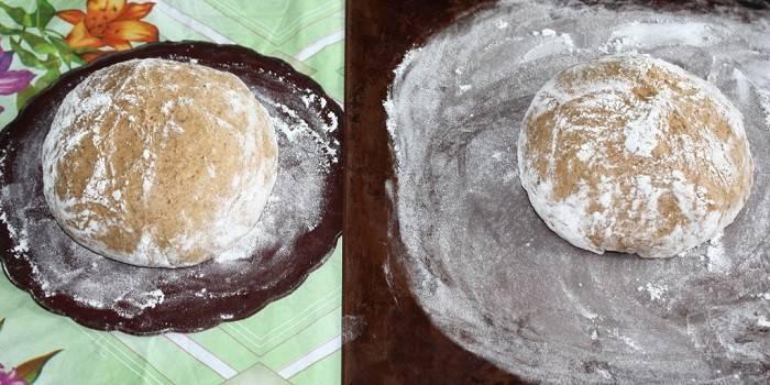 Житній хліб - користь і шкода, рецептура приготування тіста на дріжджах, заквасці або бездріжджового
